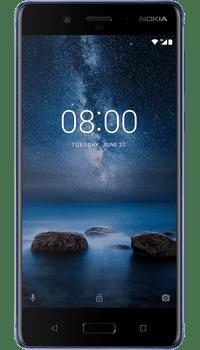 Nokia 8 Silver deals