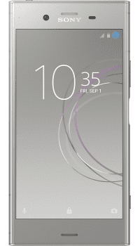 Sony XPERIA XZ1 Silver deals