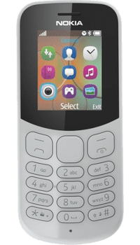 Nokia 130 2017 Grey deals