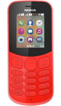 Nokia 130 2017 Red deals