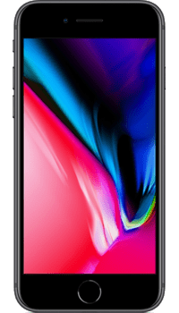 Apple iPhone 8 64GB on Unlimited + 30GB at £33