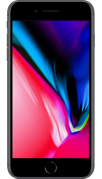 Apple iPhone 8 Plus 64GB on Unlimited + 50GB at £43