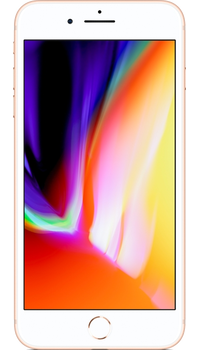 Apple iPhone 8 Plus 64GB Gold on Unlimited + 30GB at £36