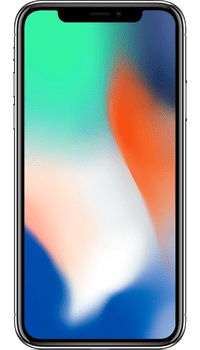 Apple iPhone X 64GB Silver deals