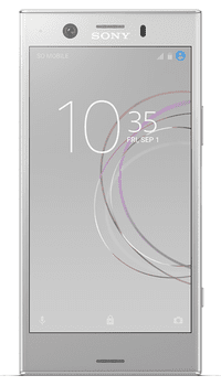 Sony XPERIA XZ1 Compact Silver deals
