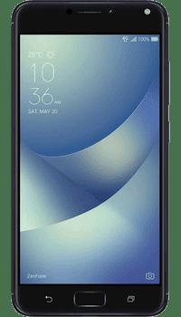 ASUS Zenfone 4 Max Deepsea Black