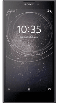 Sony XPERIA L2 Black on EE Upgrade