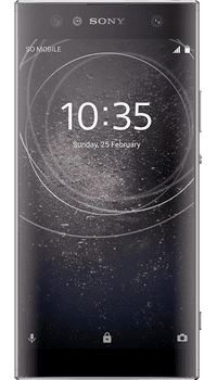 Sony XPERIA XA2 Ultra Black deals