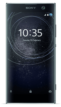Sony XPERIA XA2 Black on giffgaff