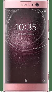 Sony XPERIA XA2 Pink on EE Upgrade