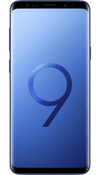 Samsung Galaxy S9 Plus Coral Blue