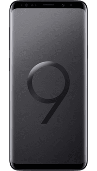 Samsung Galaxy S9 Plus Dual SIM Midnight Black