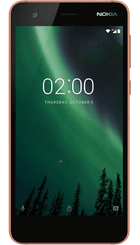 Nokia 2 Copper Black