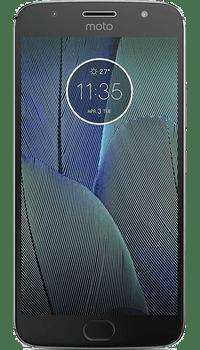 Motorola Moto G5S Plus Lunar Grey