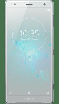 Sony XPERIA XZ2 Silver