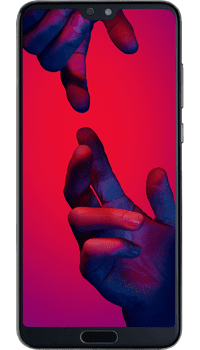 Huawei P20 Pro Black on O2