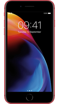 Apple iPhone 8 Plus 64GB (PRODUCT) RED on Sky Mobile