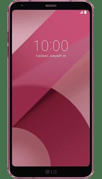LG G6 Rose