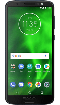 Motorola Moto G6 Indigo