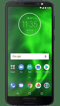 Motorola Moto G6 Black on EE