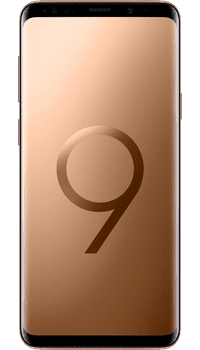 Samsung Galaxy S9 Plus 256GB Sunrise Gold