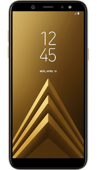 Samsung Galaxy A6 Gold deals