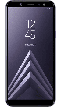 Samsung Galaxy A6 Lavender deals