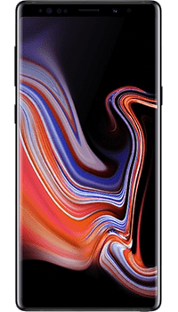 Samsung Galaxy Note 9 128GB Midnight Black on Unlimited + 30GB at £36