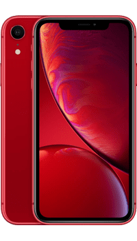 Apple iPhone XR 128GB (PRODUCT) RED deals