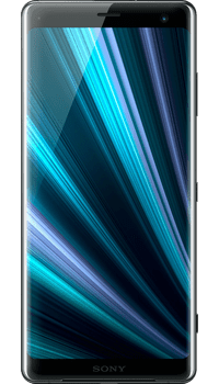 Sony XPERIA XZ3 Black on EE