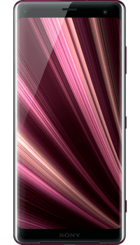 Sony XPERIA XZ3 Red deals
