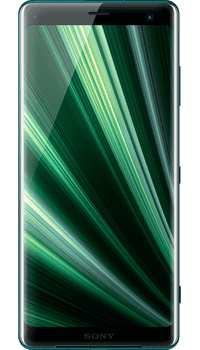 Sony XPERIA XZ3 Green deals