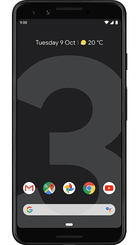 Google Pixel 3 64GB Just Black deals