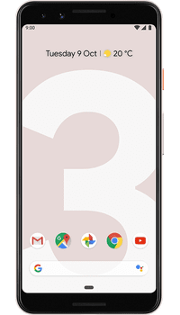 Google Pixel 3 64GB Not Pink on Vodafone