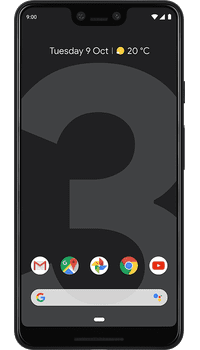 Google Pixel 3 XL 64GB Just Black deals