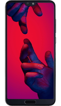 Huawei Mate 20 Pro Black on Unlimited + Unlimited + 100GB at £29