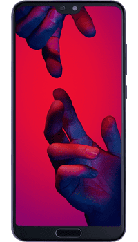Huawei Mate 20 Pro Twilight on Unlimited + Unlimited + 100GB at £28