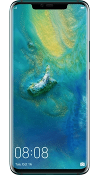 Huawei Mate 20 Pro Green on O2 Upgrade