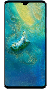 Huawei Mate 20 Black on EE Upgrade