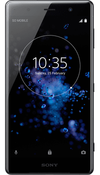 Sony XPERIA XZ2 Premium Black deals