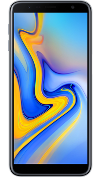 Samsung Galaxy J6 Plus Grey on EE Upgrade