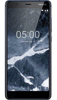 Nokia 3.1 Blue on EE Upgrade