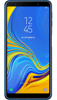 Samsung Galaxy A7 Blue deals