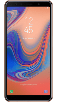 Samsung Galaxy A7 Gold deals