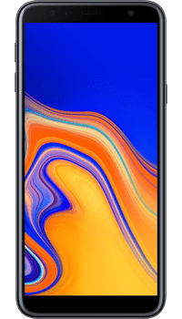 Samsung Galaxy J4 Plus Black on O2