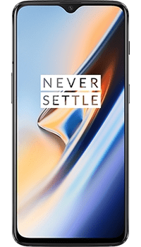 OnePlus 6T 8GB RAM 128GB Midnight Black on EE
