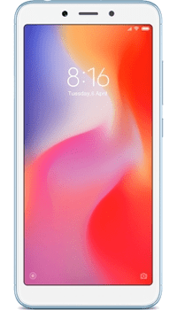 Xiaomi Redmi 6A 16GB Blue deals