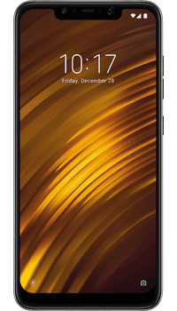 Xiaomi Pocophone F1 64GB Black deals