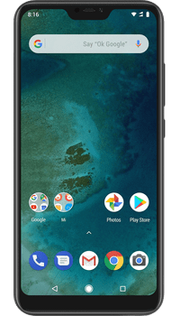 Xiaomi Mi A2 Lite 32GB Black deals