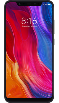 Xiaomi Mi 8 128GB Black deals